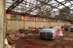 Demolizione sito Industriale